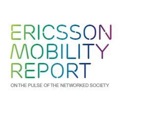 Ericsson: Aparitia retelelor LTE si numarul mare de telefoane inteligente duc la cresterea traficului de date video