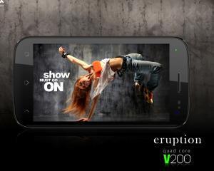 Eruption V200 si Storm V100, primele smartphone-uri dual-sim, de la E-Boda