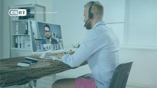 Securitatea cibernetica a companiilor in contextul work from home (Cercetare ESET)