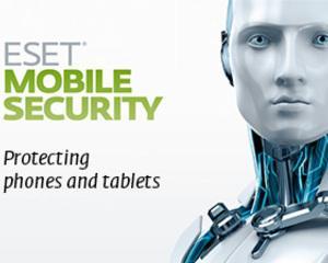 ESET a lansat versiunea nou-nouta a ESET Mobile Security pentru Android