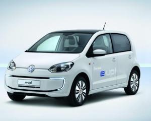 Volkswagen e-up va costa de 2,5 ori mai mult decat versiunea standard
