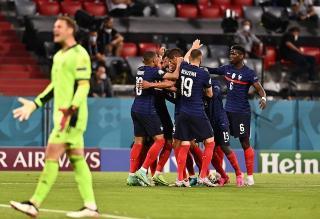EURO 2020 Ziua 5: Germania pierde in fata Frantei, iar Cristiano Ronaldo devine cel mai bun marcator din istoria Campionatului European