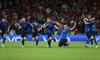 EURO 2020. Italia invinge Spania si merge in finala Campionatului European