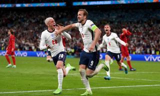 EURO 2020. Anglia invinge Danemarca si joaca finala cu Italia