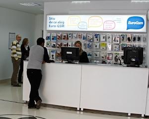 Al saptelea magazin EuroGsm din zona Cluj-Napoca, in localitatea Floresti