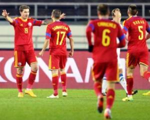 Victorie in preliminariile EURO 2016: Finlanda - Romania 0 - 2