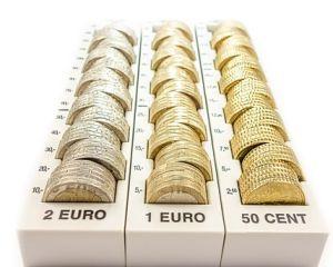 68% dintre romani sunt de acord cu adoptarea monedei euro
