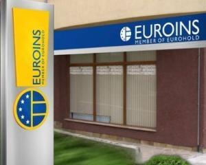Euroins Romania finalizeaza marirea de capital cu 200 de milioane de lei