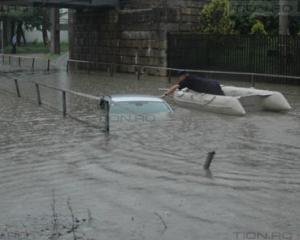 Europa, devastata de inundatii
