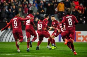 EUROPA LEAGUE: CFR Cluj este in primavara europeana dupa o noua victorie cu Celtic