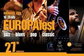 Festivalul international EUROPAfest 2020, transmis online, GRATUIT