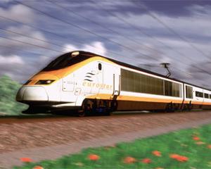 Eurostar a transportat 10 milioane de pasageri in 2013