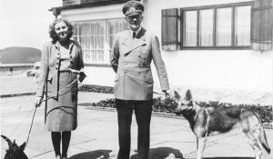 73 de ani de la casatoria si moartea cuplului Adolf Hitler si Eva Braun