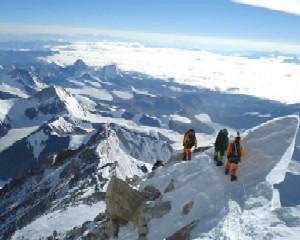 La 13 ani, la 8.848 de metri!