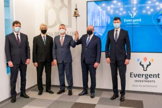EVERGENT Investments si-a schimbat simbolul bursier din SIF2 in EVER