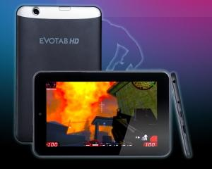 Evotab HD, cea mai subtire tableta romaneasca de 7