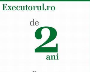 Executorul.ro - 2 ani de discutii despre executari silite