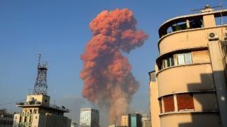 Cladirea Ambasadei Romaniei la Beirut a suferit avarii minore, in urma exploziei de ieri