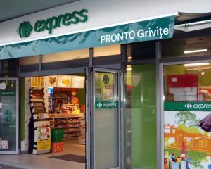 Carrefour Romania anunta inaugurarea a sapte magazine de proximitate in franciza, sub brandul Express