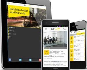 EY Romania lanseaza EY Flash - aplicatia mobila care va tine la curent cu obligatiile fiscale