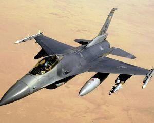 Romania a platit prima transa pentru avioanele F-16. Primul aparat ajunge in tara dupa anul 2015