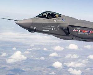 Lockheed Martin, increzator in succesul avionului de vanatoare F-35