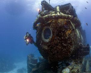 "Fabian Cousteau a ""plonjat"" in Misiunea 31"