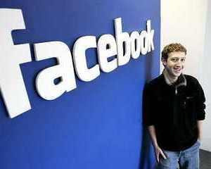 Maxim istoric pentru actiunile Facebook