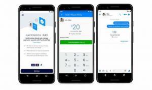Facebook a lansat serviciul de plati Facebook Pay