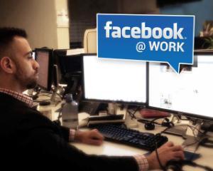 Cum arata noua versiune Facebook, dedicata angajatilor