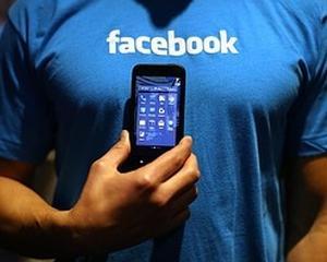 Mark Zuckerberg s-ar putea multumi cu doar 500.000 de descarcari ale Facebook Home