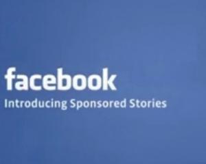 Facebook renunta la o functie controversata: Sponsored Stories