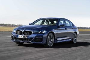 Facelift pentru BMW Seria 5. Faruri, tehnologii si motorizari noi