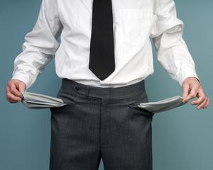 Deficitul bugetar se duce tot mai la vale: 6,5 miliarde de lei, dupa 8 luni
