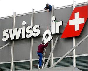 Analizele Manager.ro: Mari esecuri in istoria afacerilor. Falimentul Swissair