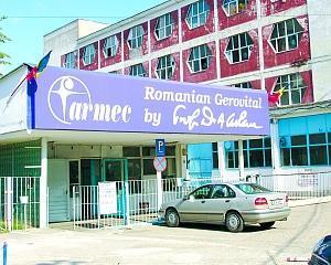 Cifra de afaceri in crestere pentru Farmec Cluj-Napoca dupa primele 3 trimestre ale anului 2013