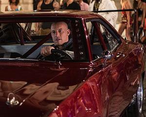 "Cand calcam pedala alaturi de actorii din ""Fast and Furious 7"""