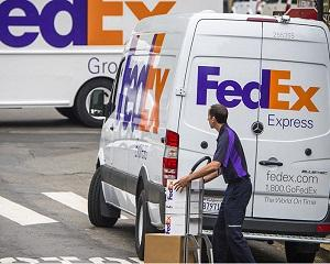 Istoria unor companii celebre. Fedex
