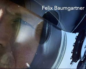Felix Baumgartner aterizeaza in Romania