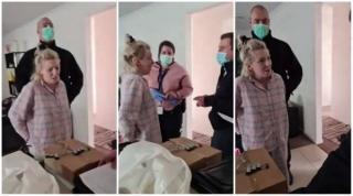 Femeie gravida, arestata dupa ce a creat pe Facebook un eveniment anti-lockdown