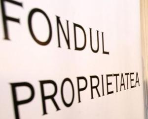 Actiunile Fondului Proprietatea pun prima frana mai brusca