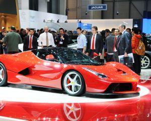 Ferrari demareaza spre New York Stock Exchange