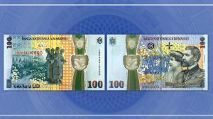 Dupa cea mai scumpa moneda, BNR dedica o bancnota implinirii a 100 de ani de la Marea Unire de la 1 Decembrie 1918