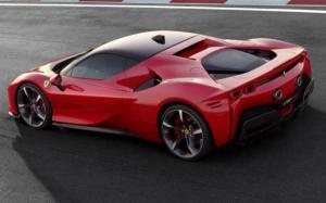 Ferrari a lansat primul model hibrid. Masina poate atinge 340 de km/ora