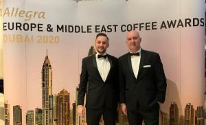 Primul brand 100% romanesc premiat la nivel international cu argint la European Coffee Awards