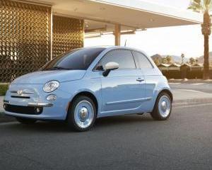 La Dolce Vita: Faceti cunostinta cu Fiat 500 1957 Edition