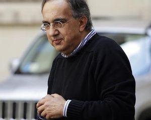 Sefia Ferrari va fi preluata de presedintele Fiat, Sergio Marchionne
