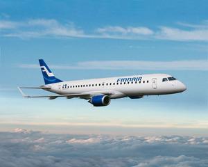 In primavara, Finnair a fost cea mai punctuala linie aeriana din lume