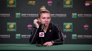 Finala Wimbledon 2019: Halep: Sunt convinsa ca pot sa o inving pe Serena Williams