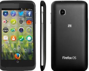 Smartphone-ul ZTE Open C cu OS Firefox, lansat pe eBay